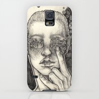 iPhone Cases featuring Diamonds by Purple Enma Art
