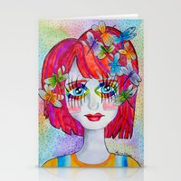Miss Elm Stationery Cards
