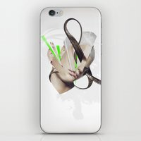 Excellence Is Obedience iPhone & iPod Skin