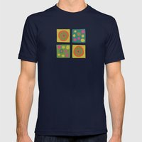 Eye Candy Mens Fitted Tee Navy SMALL