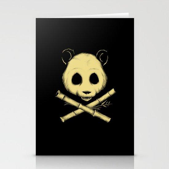 The Jolly Panda Stationery Card