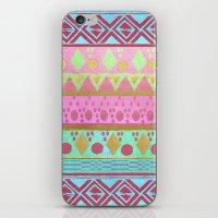 BOHO CHIC TRIBAL iPhone & iPod Skin