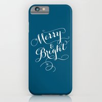 Merry & Bright iPhone 6 Slim Case