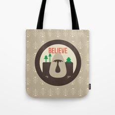 Believe Skoggs Troll Tote Bag