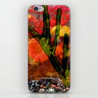 ENDLESS BEAUTY iPhone & iPod Skin