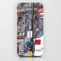 World War Z Street Locat… iPhone 6 Slim Case