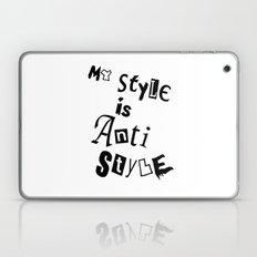 Anti Style Laptop & iPad Skin