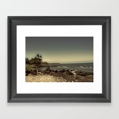 All My Friends Are Dead... Framed Art Print