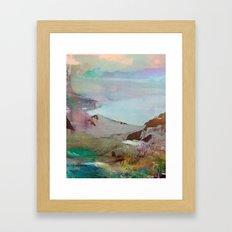Untitled 20120206s (Landscape) Framed Art Print