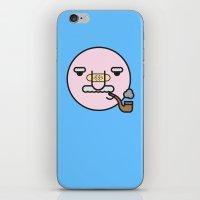 smokey joe iPhone & iPod Skin
