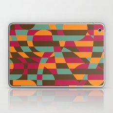 Abstract Roller Coaster Laptop & iPad Skin