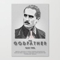 The Godfather - Part Two Canvas Print