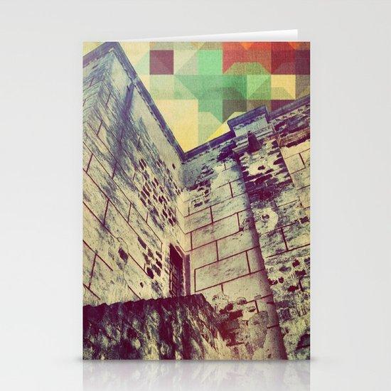 Apocalypse Dreams Stationery Card