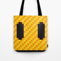 No703 My pixels minimal movie poster Tote Bag