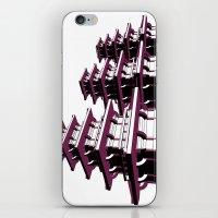 Pagoda iPhone & iPod Skin
