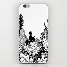 Commune With Nature iPhone & iPod Skin
