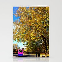 An Autumn Stroll Stationery Cards