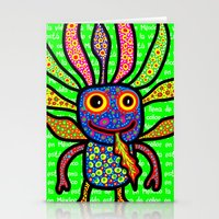 Mexicanitos Al Grito - A… Stationery Cards