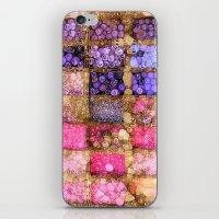 Pink Bling Kit iPhone & iPod Skin