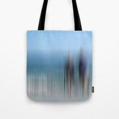 Barcelona Dreams beach I Tote Bag