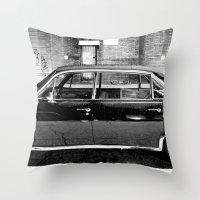 1964 Buick LeSabre Throw Pillow