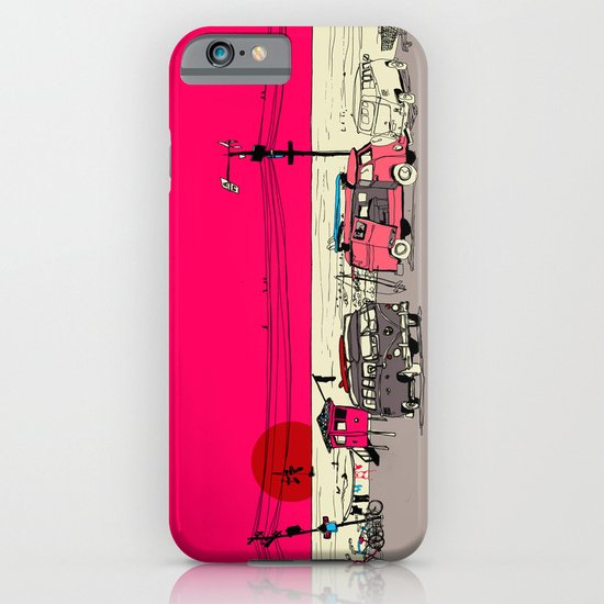Pink Sky iPhone & iPod Case