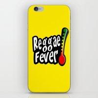 Reggae Fever iPhone & iPod Skin