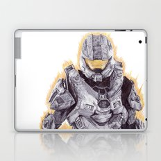 Halo Master Chief Laptop & iPad Skin