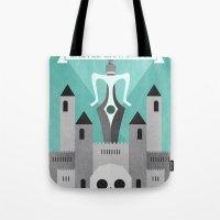 Castle Grayskull Tote Bag