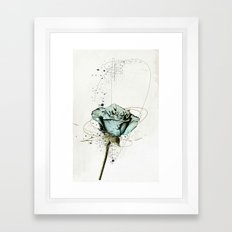 rose2 Framed Art Print