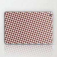 So cross… red! Laptop & iPad Skin