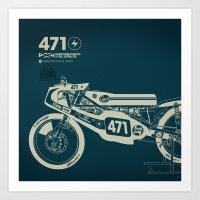 PRINT Nº008 Art Print