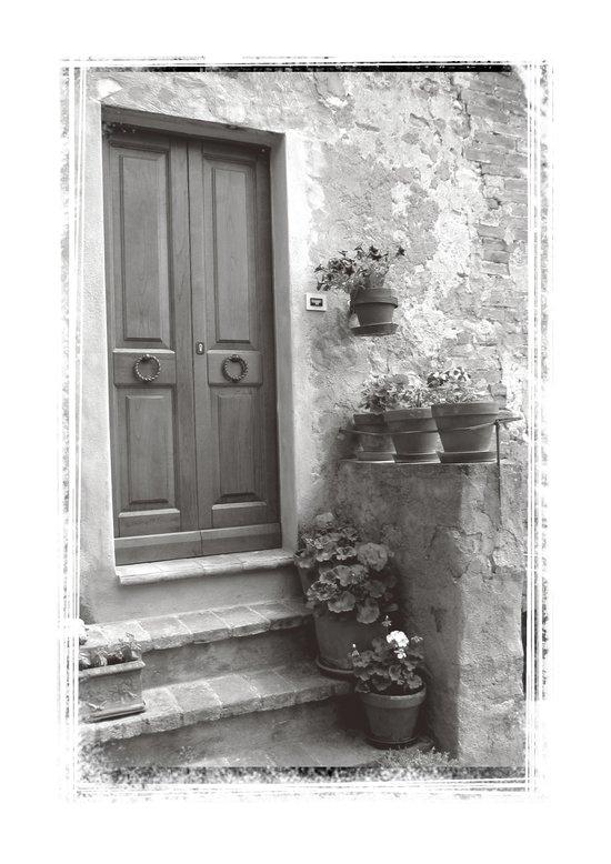 Rome Door 4 Art Print