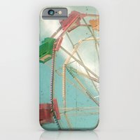 iPhone & iPod Case featuring Big Wheel II by Cassia Beck