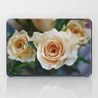 Rose Pattern #2 iPad Case