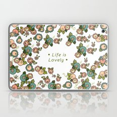 Life is Lovely Laptop & iPad Skin