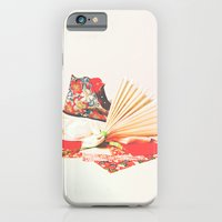 iPhone & iPod Case featuring Marie Antoinette II by Delphine Comte