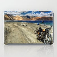 what a ride...what a feeling..! iPad Case