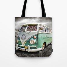 Classic VW camper van  Tote Bag