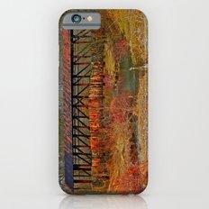 Cuppert's Covered Bridge Slim Case iPhone 6s