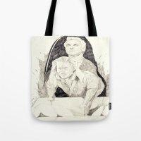 Killer Twin Peaks Tote Bag
