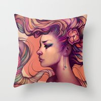 Leah Throw Pillow