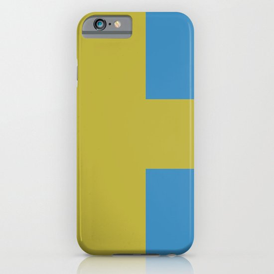 Sweden - Minimalist iPhone & iPod Case