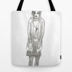 Black Days (sketch) Tote Bag