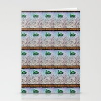 Pelican Pattern (c) Stationery Cards