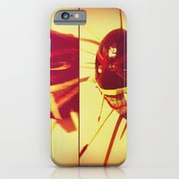 iPhone & iPod Case featuring mask by eduardo vargas