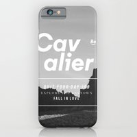 iPhone & iPod Case featuring The Cavalier by Kavan and Co
