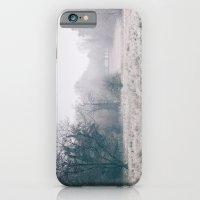 Rural Field Covered In F… iPhone 6 Slim Case
