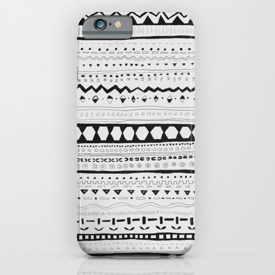 Pattern #1 iPhone & iPod Case