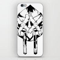 Bandit Doom iPhone & iPod Skin